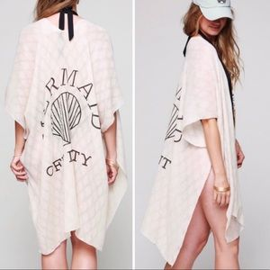 Other - Mermaid Off Duty coverup
